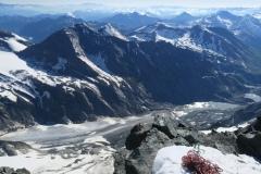 Ledenik Pasterza je vse manjši, krajša se za več kot 10 m letno