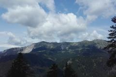 Polovica grebena Košute
