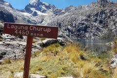 ledeniško jezero Churup