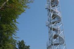 40m visok razgledni Stolp zdravja in veselja