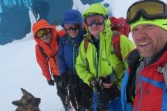 Bogdan, Vital, Andrej in Franc ter Bordon