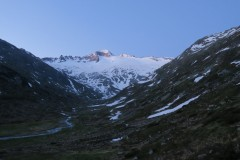 Jutranji pogled proti vrhu